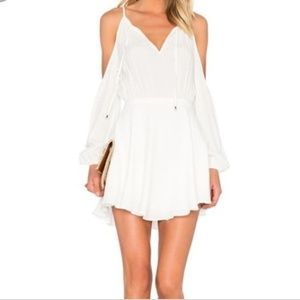 Lovers + Friends White NWT Dress